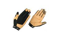 GripGrab Vertical Handschuhe schwarz/sand